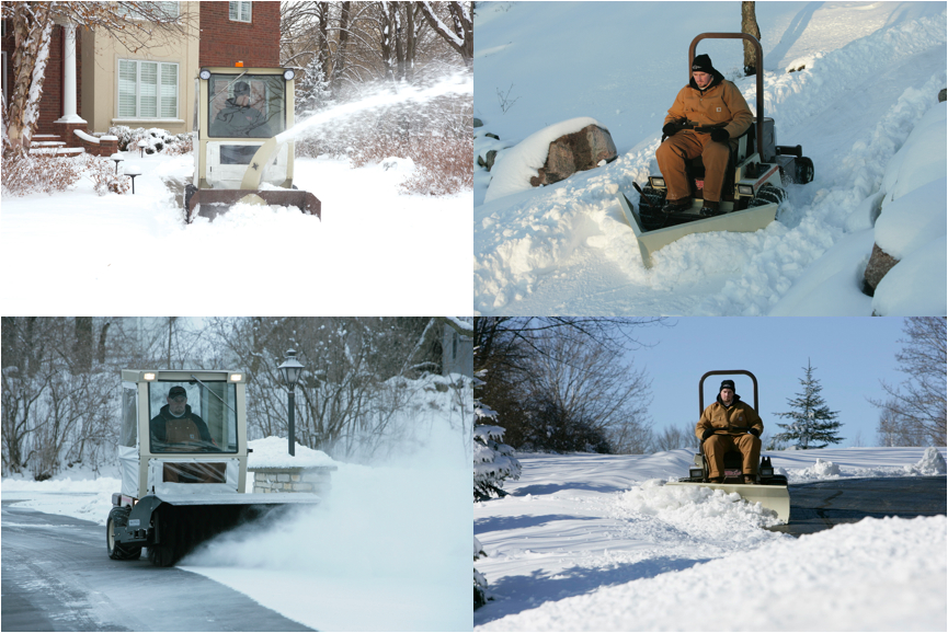 Grasshopper Snow Removal Systems