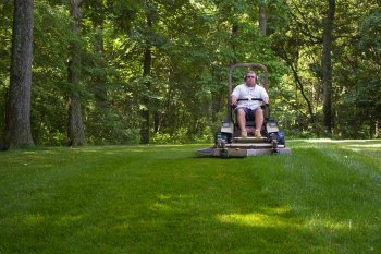 The best mower for cutting grass and clearing snow in Maryland