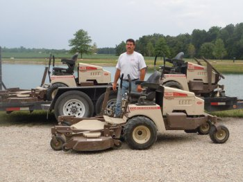 33 Grasshoppers zero-turn mowers in 17 years and more on the way