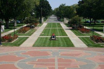 Campus oasis
