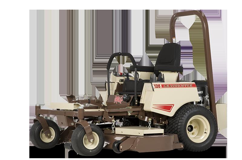MidMount 126V | Grasshopper Mower