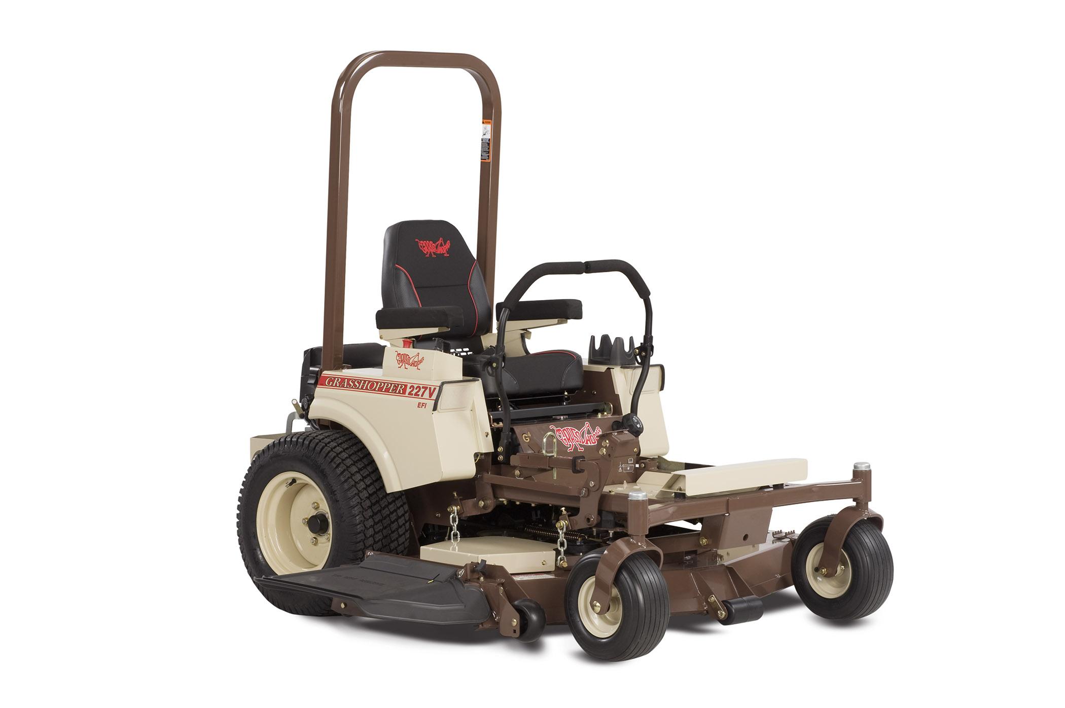 MidMount 227V-G4 EFI | Grasshopper Mower