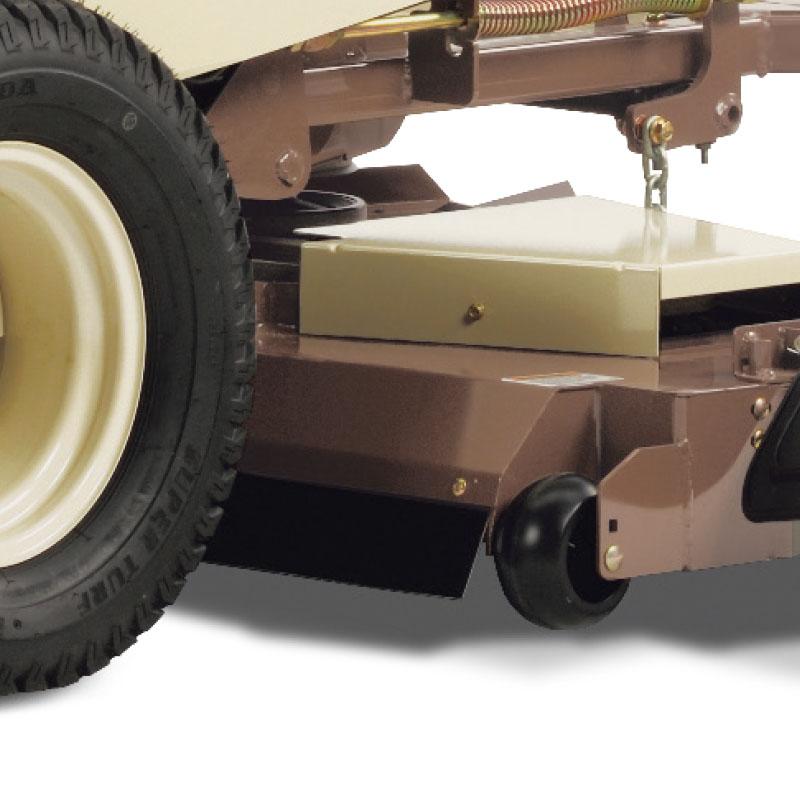 FrontMount™ Mower Decks | Grasshopper Mower