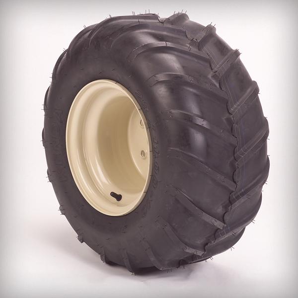 Bar-Tread Low-Pressure tires