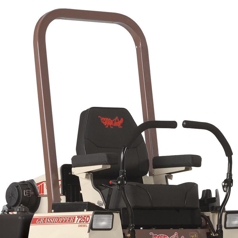 Unmatched Comfort | Grasshopper Mower