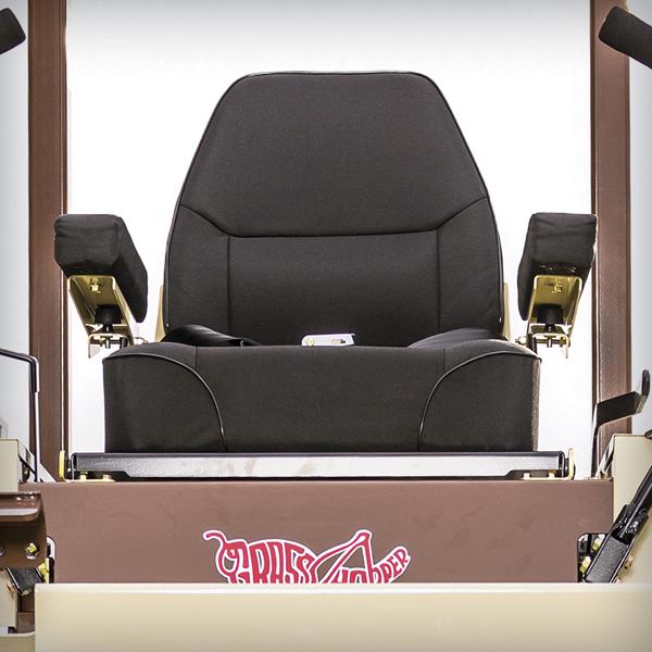 Ultimate Suspension Ride™ Seat