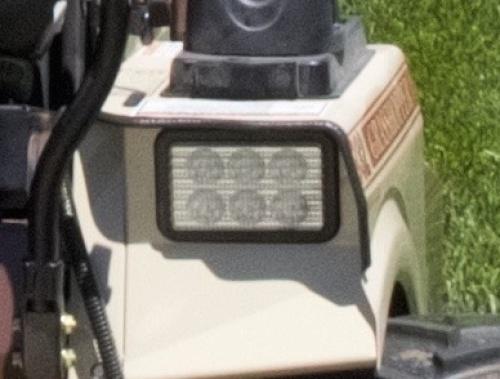 Frontmount 725dt Grasshopper Mower