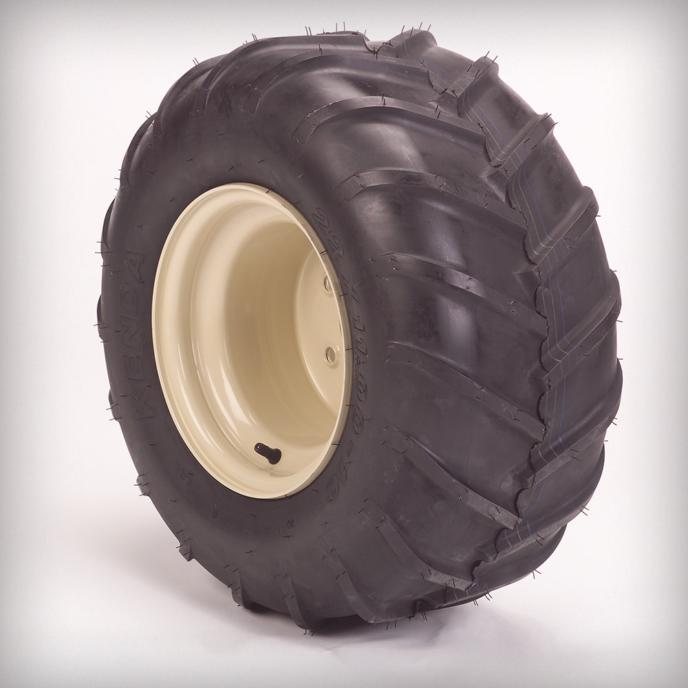 Bar Tread Tires