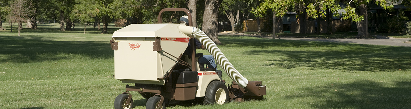 PowerVac Collection Systems - Grasshopper Zero-Turn Mowers