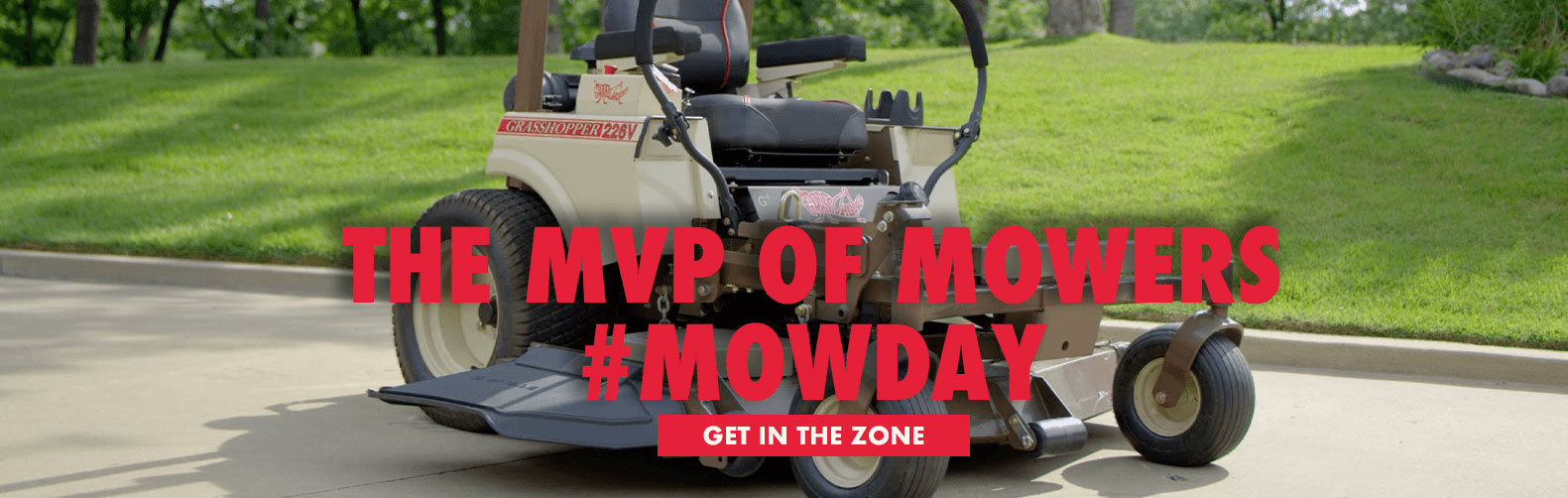 Mow Day July