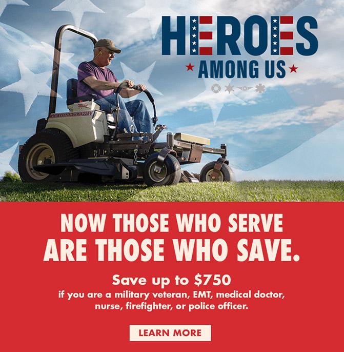 Heroes September