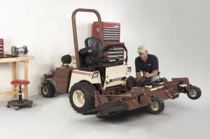 Winterize your mower winterization winter storage
