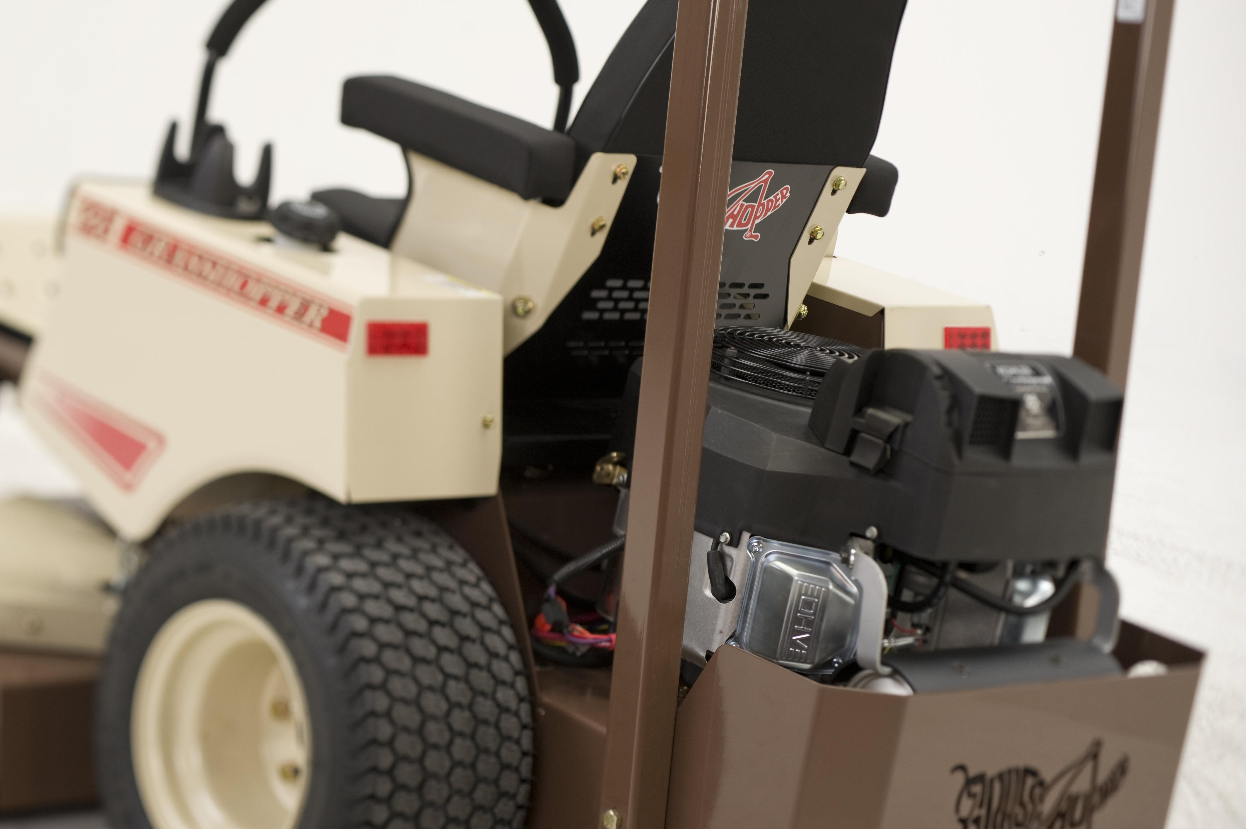 Choosing the best zero-turn mower | Grasshopper Mower