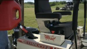 fuel safety tips zero turn mower
