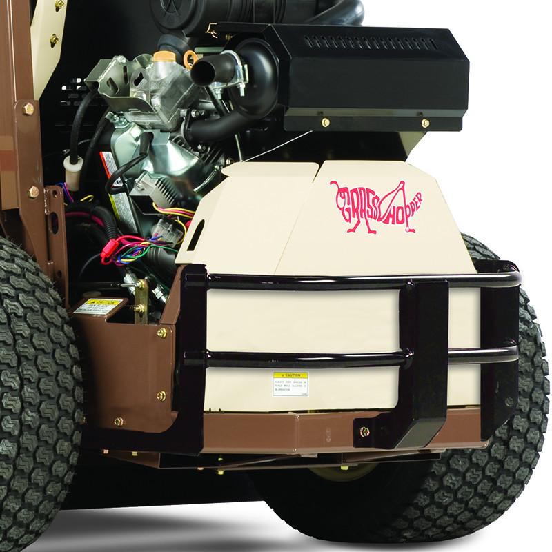 MidMount 325D | Grasshopper Mower
