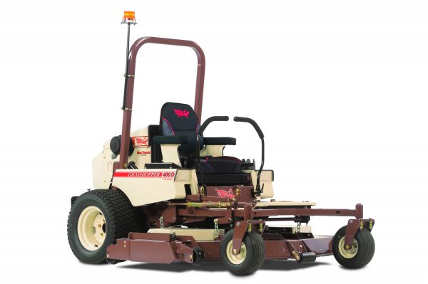 Grasshopper 400D best zero-turn mower