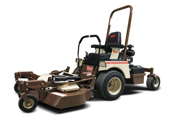 Grasshopper 500V best zero-turn mower
