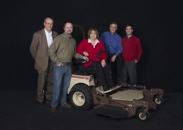 Grasshopper Mowers Wichita Business Journal Hall of Fame 2020
